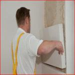 Как утеплять стены пенопластом