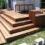 Деревянное крыльцо для дома