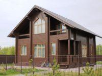экология домов из бруса
